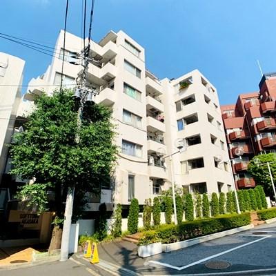 [マンスリーアーバン25] 赤坂駅まで徒歩5分、6階(1R、17平米)物件画像