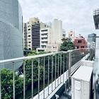 [マンスリーアーバン5B] 六本木駅まで徒歩6分、角部屋、3階(1LDK、40平米)物件画像