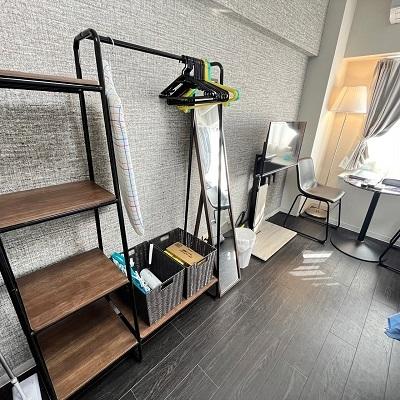 [マンスリーアーバン6E] 乃木坂駅まで徒歩1分、9階(1R、20平米)物件画像